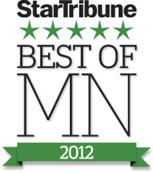 Star Tribune: Best of MN 2012
